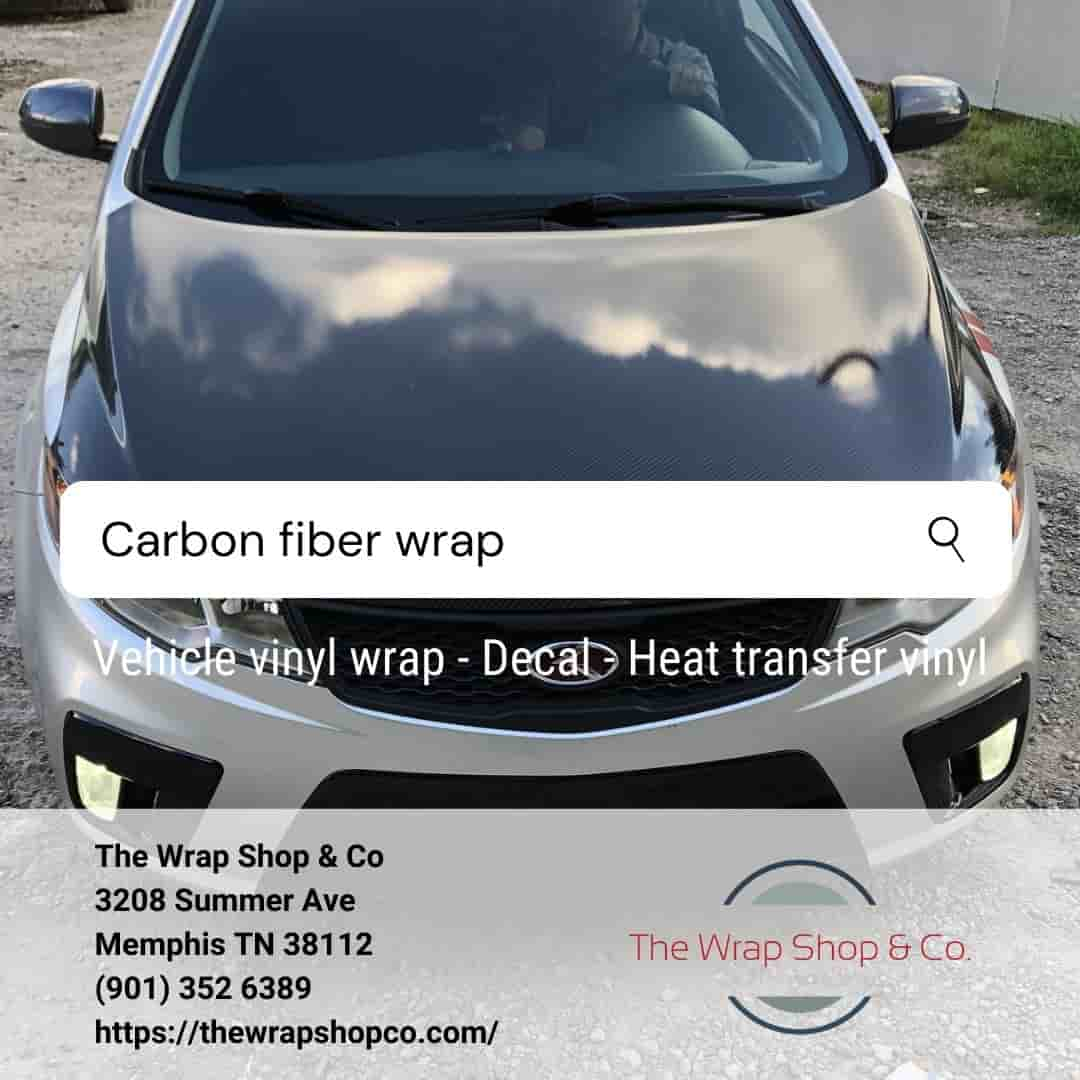 Memphis TN Vehicle vinyl wrap  - The Wrap Shop & Co