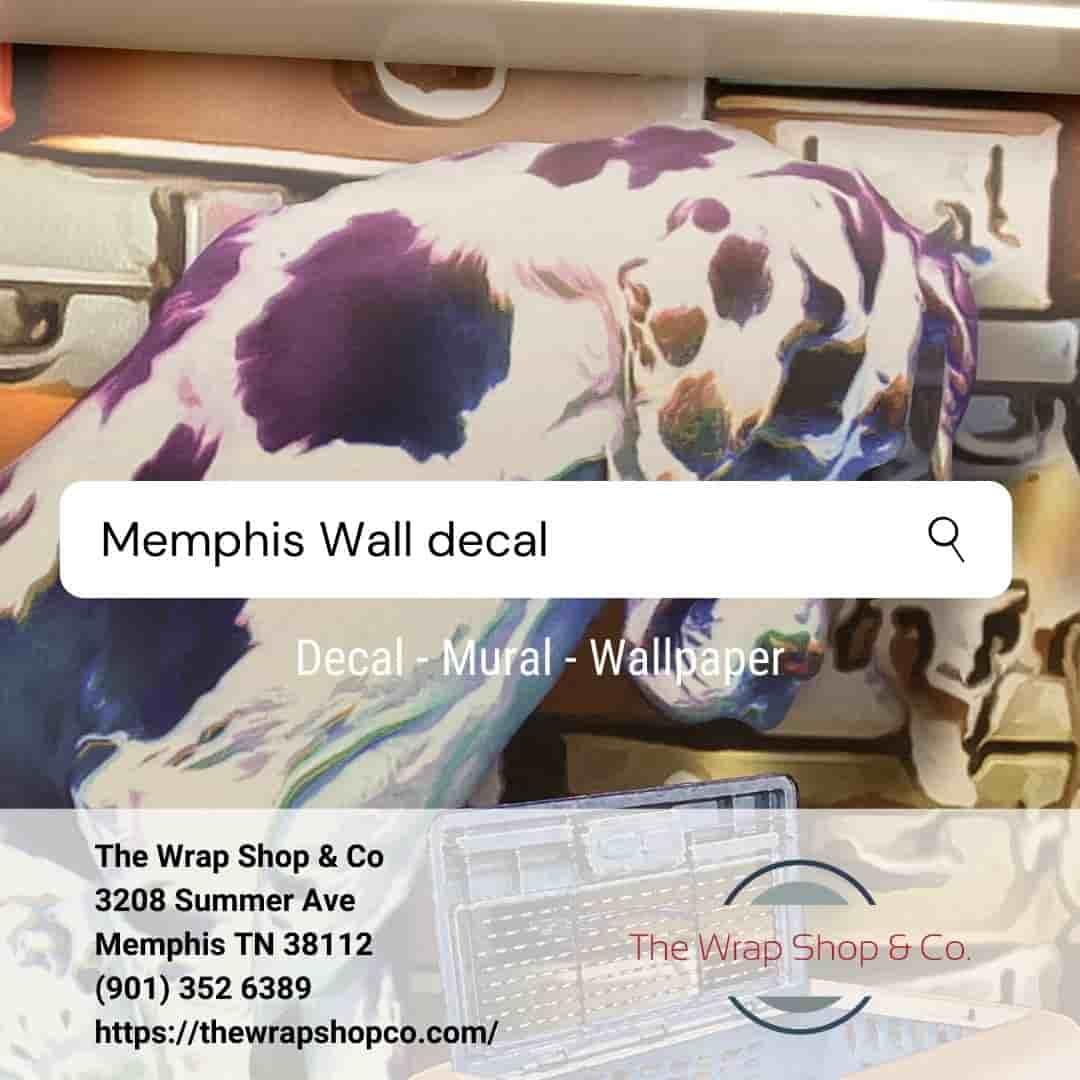 Memphis car wraps  - The Wrap Shop & Co